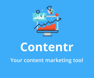 Check out my other project Contentr.app. Your content marketing tool.